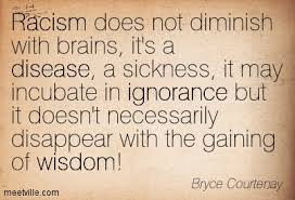 Quotes On Racism And Ignorance. QuotesGram