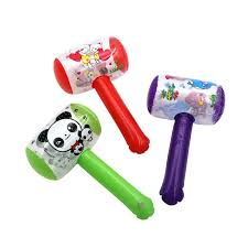 Inflatable Hammer With Bell <b>Air</b> Hammer Baby <b>Kids Toys</b> Party ...