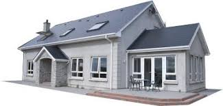 PLANS OF HOUSES IN IRELAND   TRADITIONAL HOME PLANSThe Ireland  HWBDO     Country House Plan from