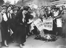 Resultado de imagen de manifestacion mujeres