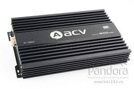 Купить <b>Усилитель ACV ZX-1.1800D</b> в Ярославле