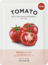 Купить <b>Тканевая маска для сияния</b> кожи с томатами The Fresh ...