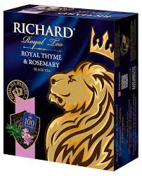 Купить <b>Чай черный Richard Royal</b> Thyme & Rosemary ...