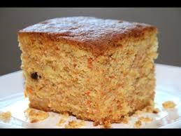 carrot cake <b>recipe</b>/soft & moist -- Cooking A <b>Dream</b> - YouTube