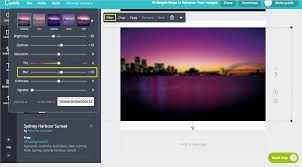 10 simple ways to enhance your images design school get to know canva the filter menu is your destination for photo editing while there are a variety of filters you can choose from at the top