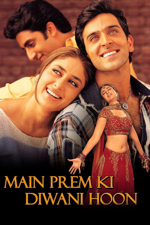 Main Prem Ki Diwani Hoon 2003 WEB-Rip x264 1080p [5.1 GB] 720p [1.6 GB] 480p [658 MB] | G-Drive