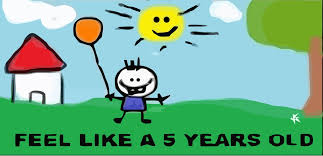 feel like a years old by rober raik on feel like a 5 years old by rober raik