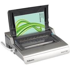 <b>Fellowes Galaxy E</b>-<b>Wire</b> Electric Wire Binding Machine. The new ...