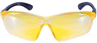Купить <b>Очки защитные ADA VISOR</b> CONTRAST А00504 желтые ...