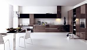 kitchen design style modern brown kitchens