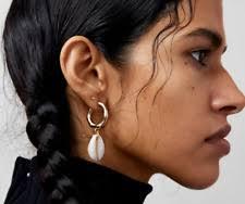 <b>Sea Shell</b> Earrings for sale | eBay