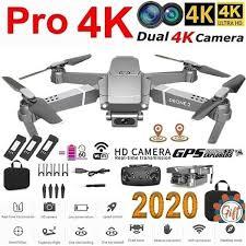 2020 New Foldable <b>Drone E68</b> Pro RC <b>Quadcopter</b> with 5G <b>WIFI</b> ...