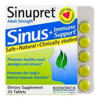 SinolM, полностью натуральный назальный спрей, быстрое ...