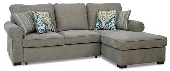 Randal <b>2</b>-<b>Piece</b> Fabric Right-Facing Sleeper Sectional with <b>Storage</b> ...