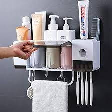 BHeadCat Automatic Toothpaste Dispenser Squeezer ... - Amazon.com