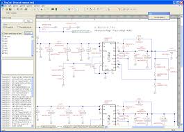 circuit diagram drawing program free   circuit wiring diagramopen source software for drawing circuit diagrams comes   a library