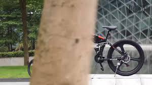 GearBest Nederland - <b>Samebike LO26 Moped Electric</b> Bike Smart ...