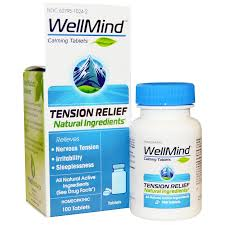 MediNatura, <b>Успокоительные таблетки WellMind</b>, снятие ...
