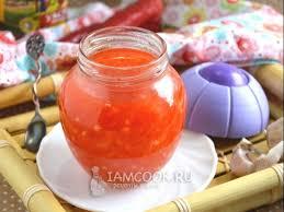 Китайский <b>сладкий соус чили</b> — рецепт с фото