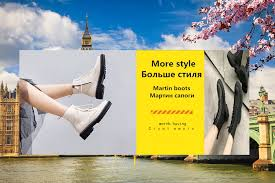 <b>AIYUQI</b> springtime <b>Women</b> Martin <b>Boots</b> Genuine Leather Flat Ankle ...