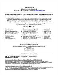 sample quality control inspector resumequality control inspector resume sample source
