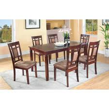 seven piece dining set: patrick  piece dining set patrickpiecediningset patrick  piece dining set