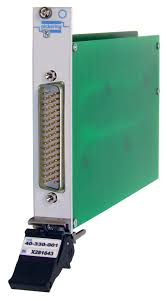 PXI 24xSPST <b>High Voltage</b> Power <b>Relay Module</b> - 40-330-001