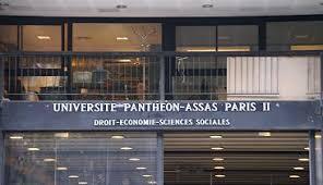 """Résultat de recherche d'images pour """"Paris 2 Assas"""""""