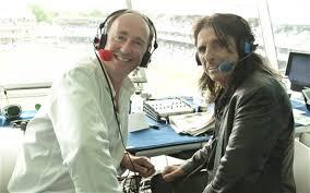 <b>Alice Cooper</b> on Test Match <b>Special</b> - Telegraph
