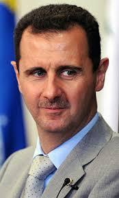 World. Syrian presidential candidate Hassan al Nouri calls Bashar Assad a strong leader. June 2, 2014. 220px-Bashar_al-Assad. By Albert Aji And Ryan Lucas, ... - 220px-Bashar_al-Assad
