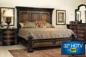 platform bed sets maposfera bedding cabernet king platform bedroom set with quot tv