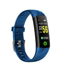 S5 Sport Smart Bracelet Waterproof Color Screen Smart Band Heart ...