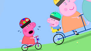 Peppa Pig Official Channel | Stay Fit and <b>Go Cycling</b> with Peppa Pig ...