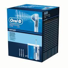 Купить <b>Ирригатор ORAL-B Professional Care</b> Oxyjet, цвет: белый ...