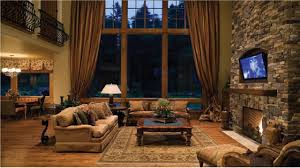 Rustic Cabin Bedroom Decorating Remarkable Decoration Cabin Living Room Astounding Rustic Cabin