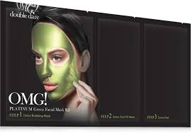 <b>Double Dare OMG</b>! Platinum Facial Mask Kit | Ulta Beauty