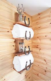 dog faces ceramic bathroom accessories shabby chic: organize your bathroom with this rustic storage solution architecture bathroom ideas organizing repurposing upcycling rustic furniture shelving ideas