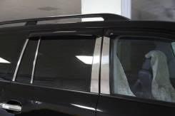 <b>Накладки стойки</b> дверей (Хром) на Toyota Harier - GT и тюнинг во ...