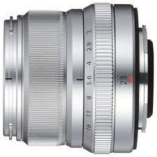 Объектив Fujifilm XF 23mm F2.0 Silver (16523171 ... - ROZETKA