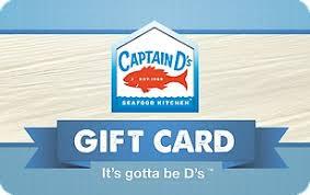 Captain D's eGift Card   Kroger Gift Cards