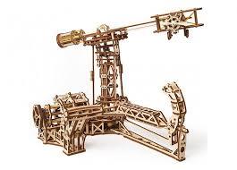 Купить 3D-<b>конструктор Ugears Авиатор</b> в интернет-магазине ...