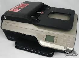 <b>HP Deskjet Ink</b> Advantage 4625 — офисный трудяга / Периферия
