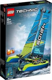 """<b>Конструктор LEGO TECHNIC</b> """"<b>Катамаран</b>"""" (42105)"""