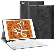 JUQITECH iPad Keyboard Case 7.9