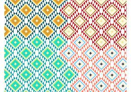 Navajo Pattern Vectors  C