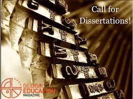 Share your Dissertation  Global Education Magazine