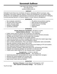sample resume for entry level recruiter position see examples of sample resume for entry level recruiter position the 7 ingredients of a well written entry level