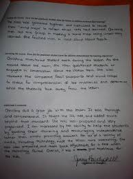 sample student teacher thank you letter to cooperating teacher sample student teacher thank you letter to cooperating teacher