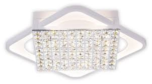 <b>Светильник</b> светодиодный <b>Ambrella light FA125</b> WH, LED, 160 Вт ...