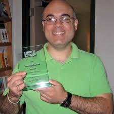 Luis Perez, Distinguished Apple Educator - Luis-Perez